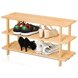 FUNIKA 3 Tier Shoe Rack [33003 SBE]